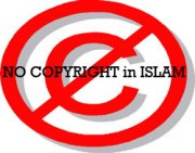 No Copyright in Islam read more here
